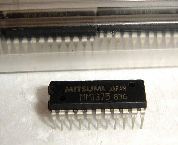 MM1375 Mitsumi Original IC