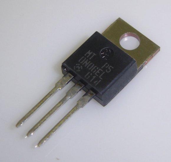 MTP50N06EL Motorola Original TMOS E-FET Transistor