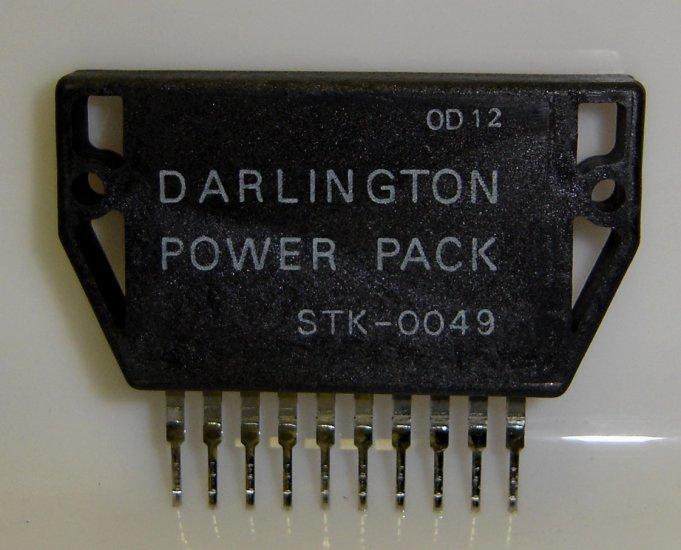 STK0049 Sanyo Original IC