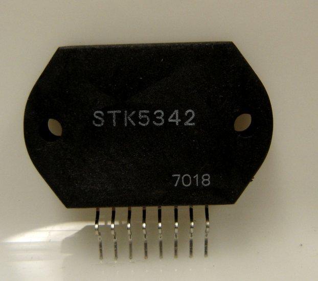 STK5342 Sanyo Original IC