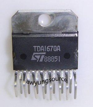 TDA1670A ST Micro Original IC