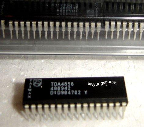 TDA4858 Philips Original IC
