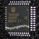 TDA9330H Philips Original IC