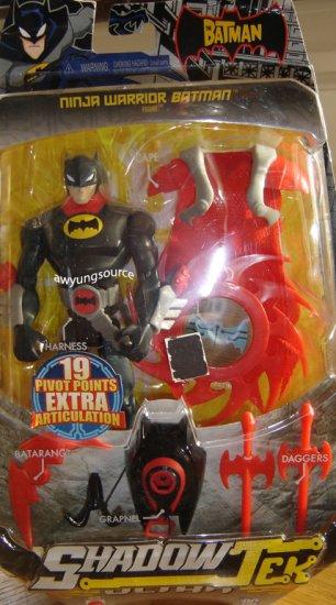 NINJA WARRIOR BATMAN K8408 SHADOW TEK ULTRA NEW IN BOX!
