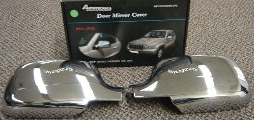 970115 AUTOTECNICA MRC-JP33 JEEP GRAND CHEROKEE DOOR MIRROR COVERS '99~'04