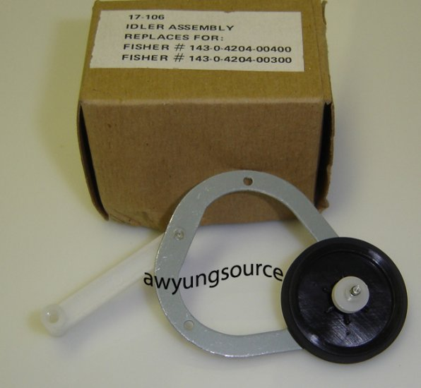 SANYO/FISHER 143-0-4204-00300/143-0-4204-00400 IDLER ASSEMBLY