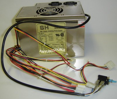 SH-300W L SHAPE HIGH QUALITY SWITCHING POWER SUPPLY