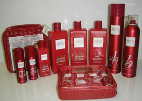 MFG OF PROFESSIONAL HAIR CARE SHAMPOOS, CONDITIONERS, BODIFIERS, HAIR DYES, ETC - FOR EXPORT ONLY!