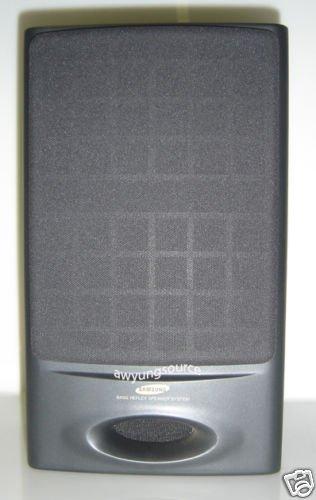 PS6555 SAMSUNG BASS REFLEX SPEAKER 10 WATTS - 4 OHMS
