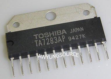 TA7283AP TOSHIBA ORIGINAL LOW FREQUENCY PWR AMPLIFIER