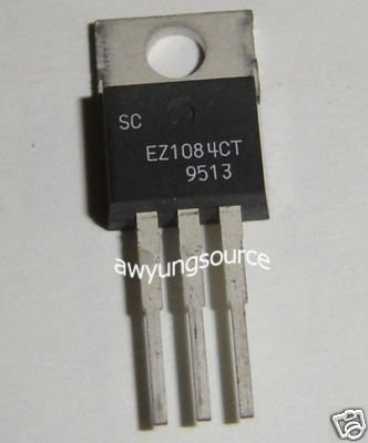 EZ1084CT SEMTECH ORIGINAL 5.0 AMP POSITIVE VOLTAGE REG