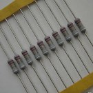 2.2 OHM 1/2 WATT FUSIBLE RESISTOR 5% 10 PC PACKAGE!