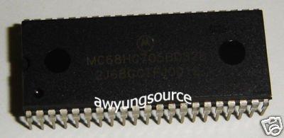 MC68HC705BD32B-772B MOTOROLA ORIGINAL EPROM BRAND NEW!