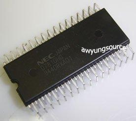 uPD7810HG NEC ORIGINAL MICROCONTROLLER 16-BIT MOS QUIP