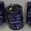 4700uF-50V SAMHWA ELECTROLYTIC 85C CAPACITOR 3 PCS