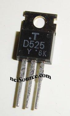 2SD525 TOSHIBA ORIGINAL SILICON NPN EPITAXIAL TRANS