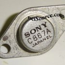 2SC867A SONY 8-729-387-36 ORIGINAL NPN 48W 520V 5V 3A