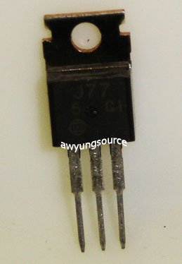 2SJ77 HITACHI ORIGINAL SILICON P-CHANNEL MOSFET