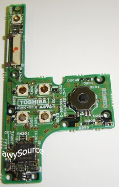 75000066 TOSHIBA PCB ASSY REAR PD0496-3 PDR-M81A NEW!