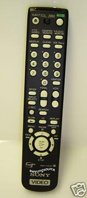 RMT-V402C  SONY GENUINE & ORIGINAL REMOTE CONTROL!