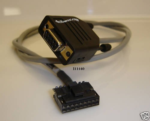 MEI/MARS 2000 SERIES BILL ACCEPTOR DATA CABLE #I11440