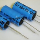 6.8uF-25V BI-POLAR RADIAL 16.5x33mm 85C JAMICON 3 PCS