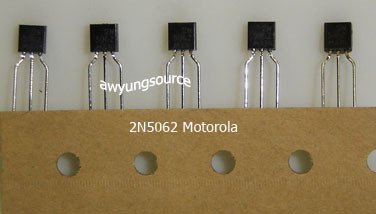 2N5062 MOTOROLA ORIGINAL SILICON CONTROLLED RECTIFIER