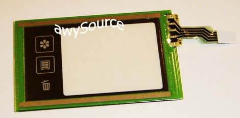 P000362480 TOSHIBA TOUCH PANEL PDR-T20A 28400829 NEW!