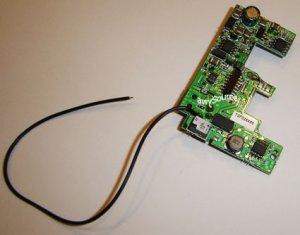 P000368810 TOSHIBA PCB ASSY T0F026685 SATELLITE MODEM