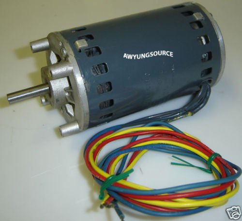 GENERAL ELECTRIC 1/12HP MOTOR 5KCM49PG241T - BRAND NEW!
