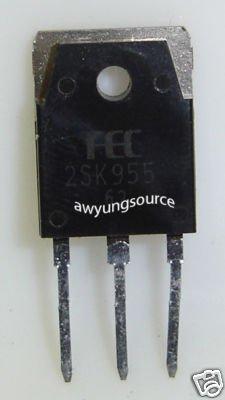 2SK955 FUJI ELECTRIC ORIGINAL N-CHANNEL 800V-5A MOSFET