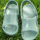 CROCS NILE SHOES SAGE WOMENS/YOUTH SIZE 5! BRAND NEW!