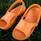 CROCS NILE SHOES CORAL WOMENS/YOUTH SIZE 4! BRAND NEW!