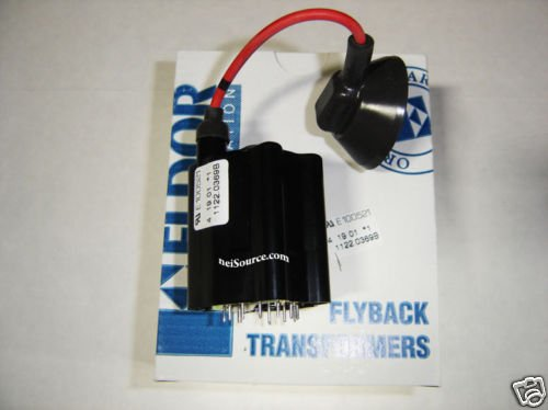 1122.0369B ELDOR ORIGINAL FLYBACK TRANSFORMER BRAND NEW