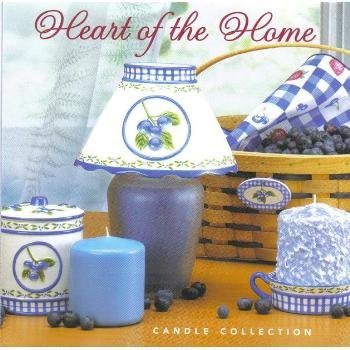 7 Piece Candle Set - Blueberry VERY NICE GIFT