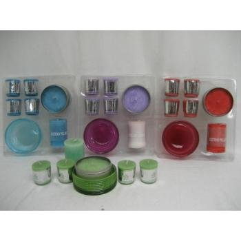 Lot of 40 Packs of 7 Candle Sets RETAIL $520.00