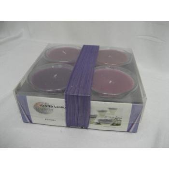 Lot of 40 Packs of 4 Lavender Candle Sets