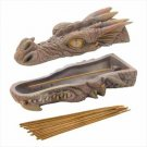 Lot of 6 Dragon Head Incense Burners