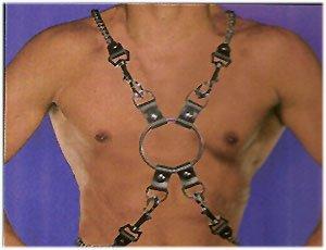 Top Body Harness - Item B252