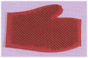 Rubber Massage Glove - Item B447