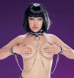 Chain Choker Restraints - Item 93