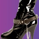 Leather and Pearl Bootstrap - Item 385