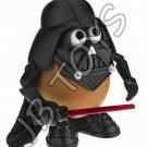 New Mr. Potato Head Darth Vader Tater