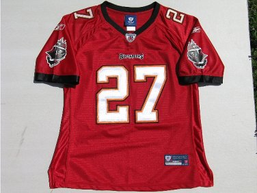 Tampa Bay Buccaneers Women's Jersey #27 Blount, Red Size Large, Sewn