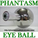 Metal PHANTASM SPHERE Eye Ball Prop Replica extended green