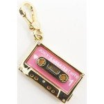 Juicy Couture Cassette Charm~~RETIRED