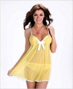 Babydoll-Sexy Wear Lingerie SM-80603 $22.43