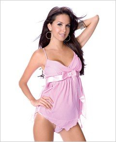 Babydoll-Sexy Wear Lingerie SM-80427 $25.93