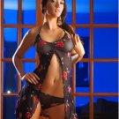Babydoll-Sexy Wear Lingerie SM-80114 $26.33