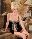 Babydoll-Sexy Wear Lingerie LL-6034 $28.63